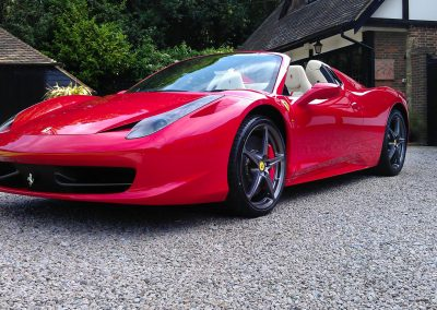 Vehicle Detailing Services | Vehicle Valeting | Vehicle Paint Protection Film
