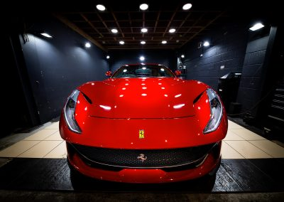 Vehicle customisation | Vehicle detailing | Ferrari 812 Superfast | Vehicle ceramic coating