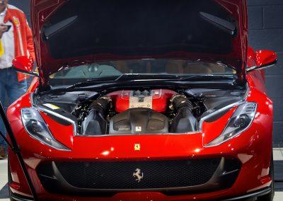 Ferrari F430 | Vehicle detailing | Ferrari 812 Superfast | Vehicle ceramic coating