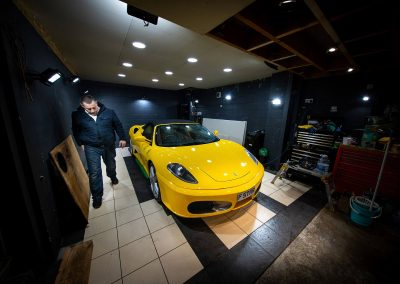 Ferrari F430 | Vehicle detailing | Ferrari 812 Superfast | Vehicle ceramic coating