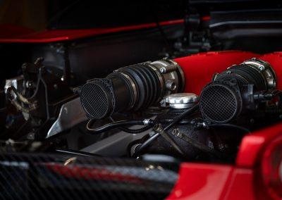 Ferrari F430 Spider | Vehicle Detailing | Vehicle Ceramic Coating | Vehicle Modifications