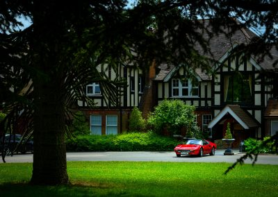 E-type detailing   Ferrari detailing & valeting   Vehicle detailing