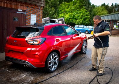 Ford Puma ST | Vehicle Detailing | Ford ST Valeting & Detailing